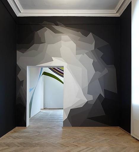 half done, ray of light, geometrical. Διάλεξε πώς θα βάψεις το δωμάτιοσου. Όλα τα trends