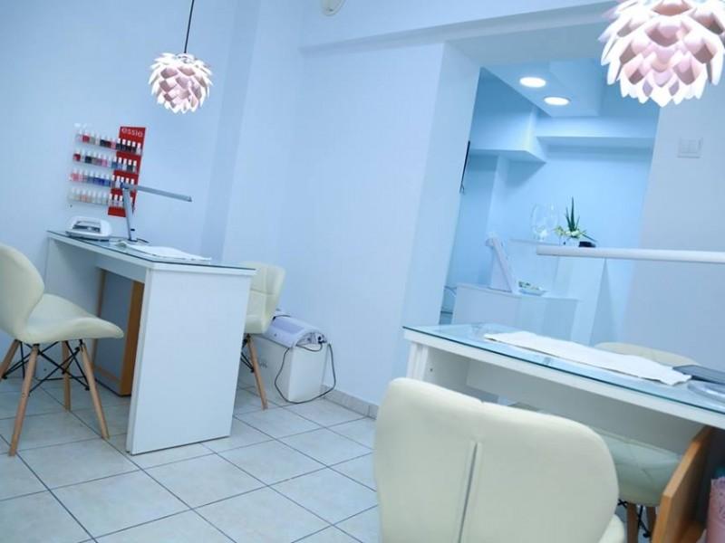 Ανακαίνιση Beauty  salon στα Γρεβενά.