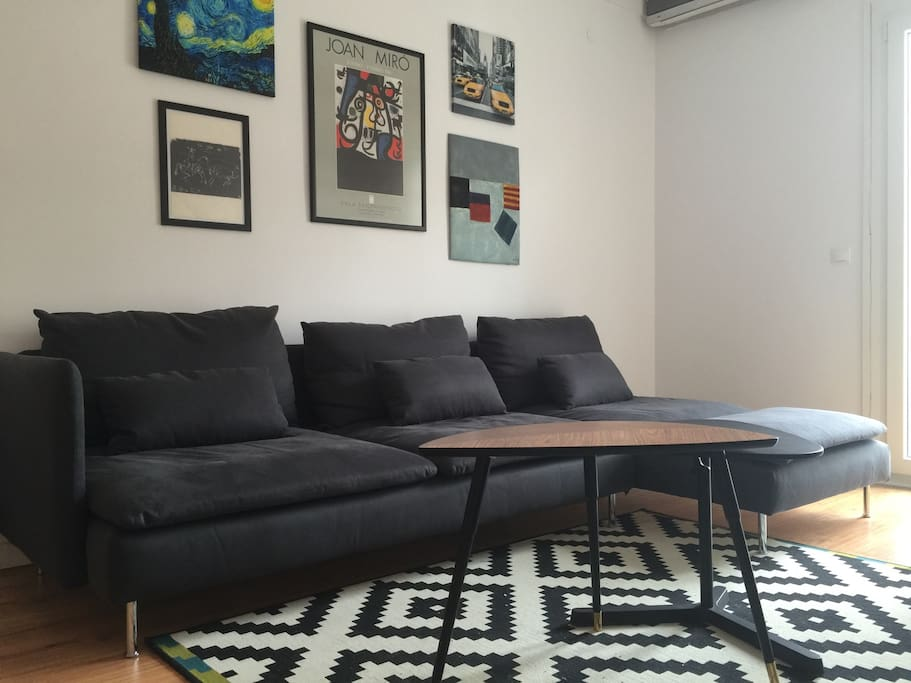 A very nice and comfort flat in the heart of Thessaloniki