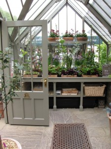 greige greenhouse