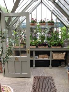 greige greenhouse